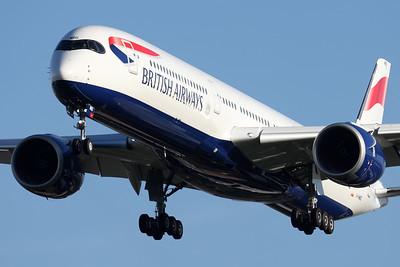 G-XWBD   Airbus A350-1041   British Airways