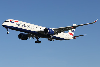 G-XWBD | Airbus A350-1041 | British Airways