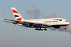 G-XLEB | Airbus A380-841 | British Airways