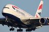 G-XLEI | Airbus A380-841 | British Airways