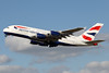 G-XLED | Airbus A380-841 | British Airways
