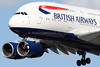 G-XLEF | Airbus A380-841 | British Airways
