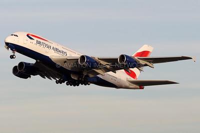 G-XLEL   Airbus A380-841   British Airways