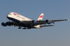 G-XLEA | Airbus A380-841 | British Airways