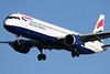 G-NEOU | Airbus A321-251NX | British Airways