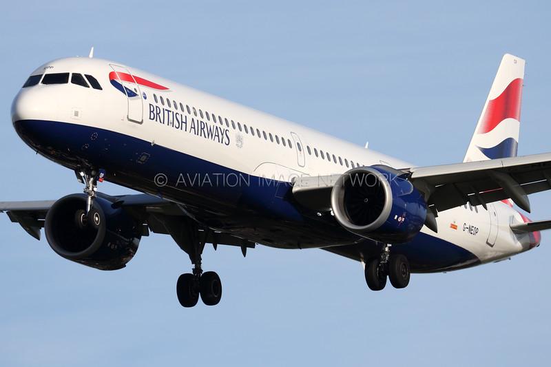 G-NEOP | Airbus A321-251NX | British Airways