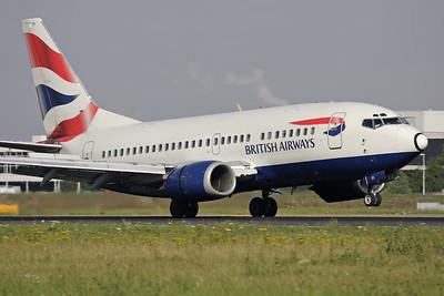 G-GFFI   Boeing 737-528   British Airways