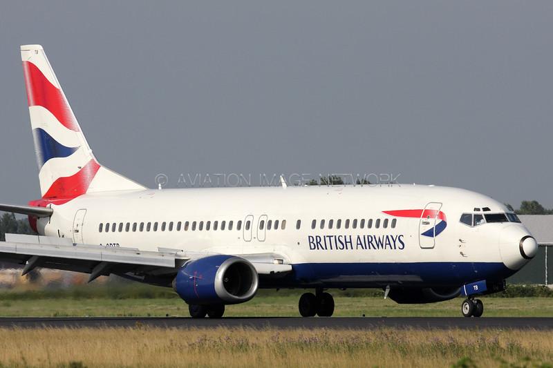 G-GBTB   Boeing 737-436   British Airways