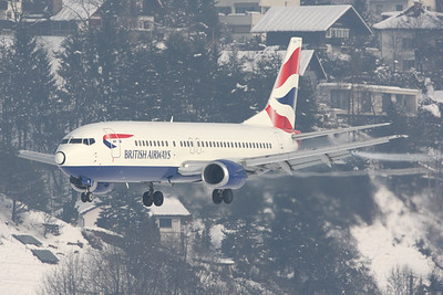 G-GBTB | Boeing 737-436 | British Airways