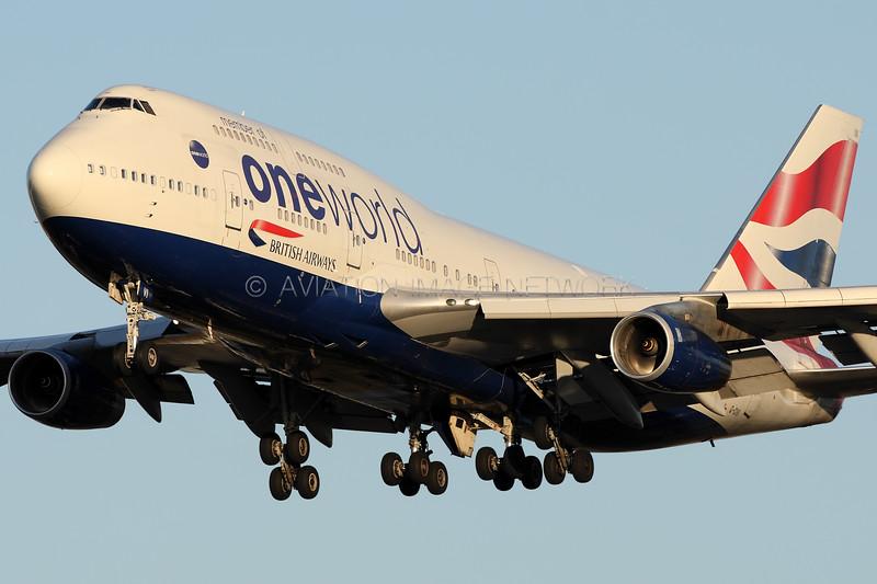 G-CIVI | Boeing 747-436 | British Airways