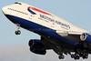G-BNLS | Boeing 747-436 | British Airways