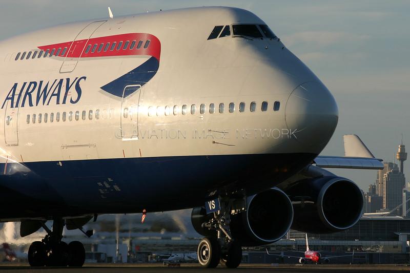 G-CIVS   Boeing 747-436   British Airways