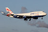 G-CIVZ | Boeing 747-436 | British Airways