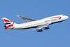 G-CIVD | Boeing 747-436 | British Airways