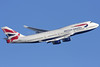 G-CIVU | Boeing 747-436 | British Airways