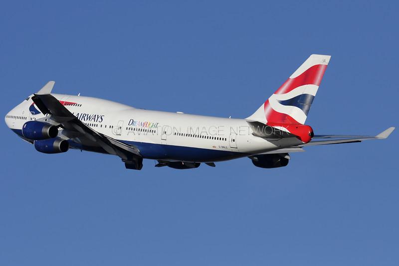 G-BNLG | Boeing 747-436 | British Airways