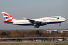 G-BNLP | Boeing 747-436 | British Airways