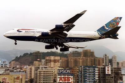 G-BNLN | Boeing 747-436 | British Airways