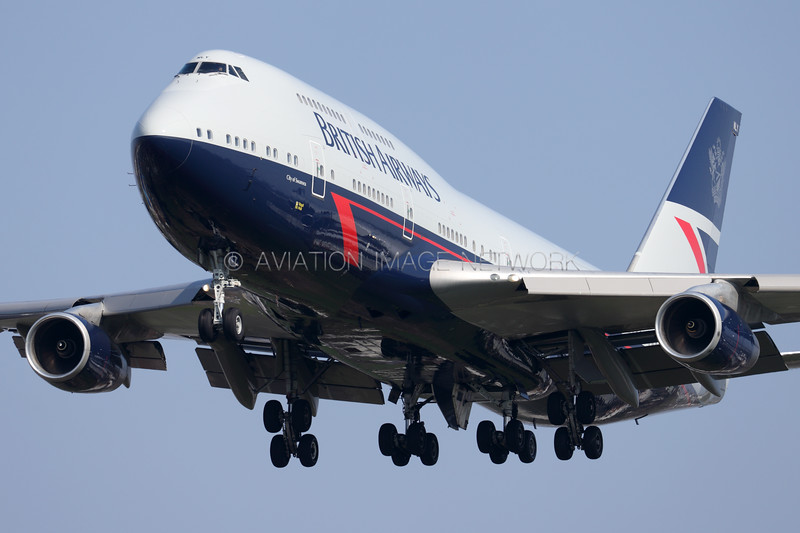 G-BNLY | Boeing 747-436 | British Airways