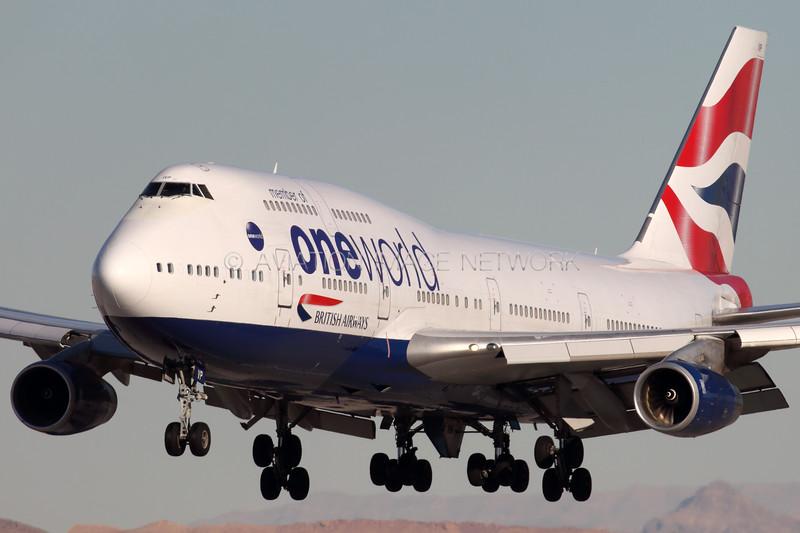 G-CIVP | Boeing 747-436 | British Airways