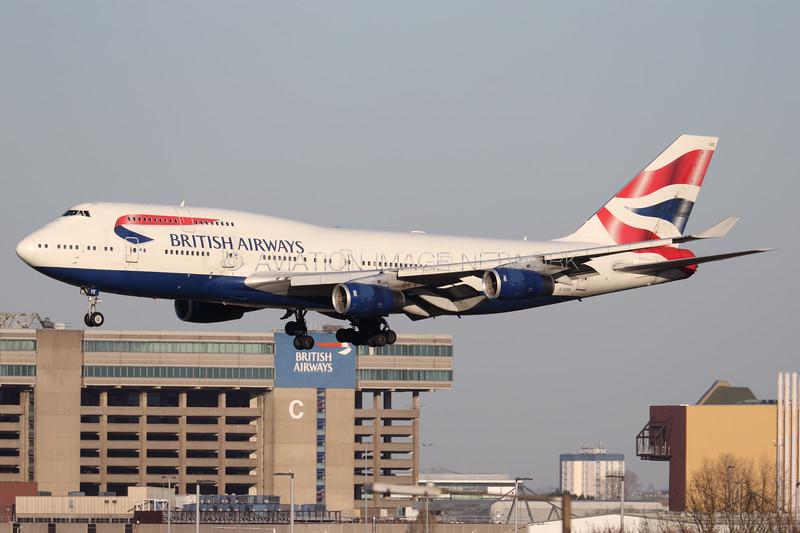 G-CIVE | Boeing 747-436 | British Airways