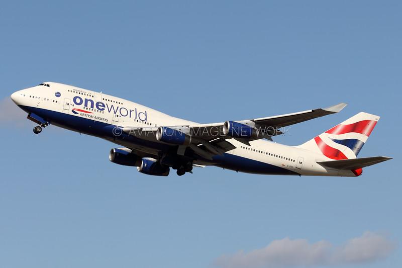 G-CIVI   Boeing 747-436   British Airways