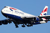 G-CIVA | Boeing 747-436 | British Airways