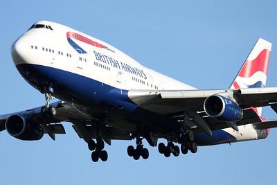 G-CIVX   Boeing 747-436   British Airways