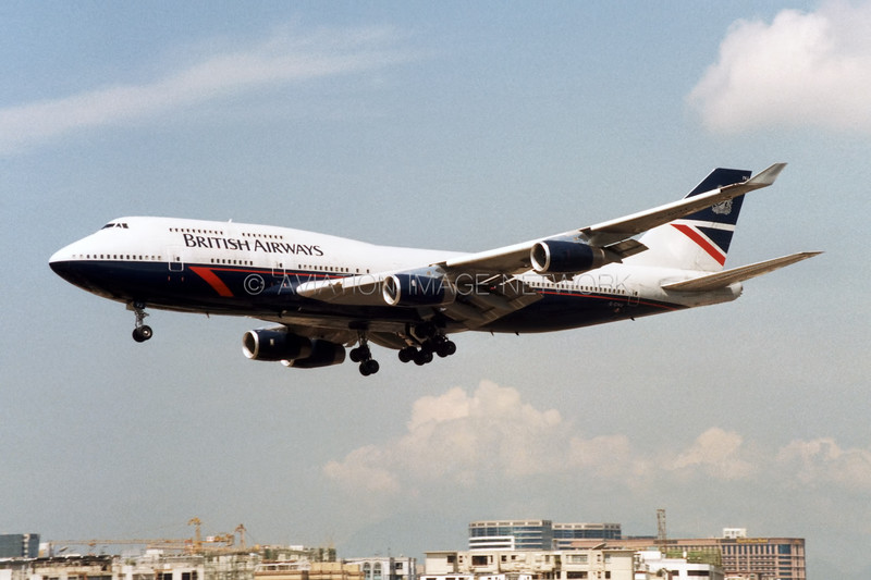 G-BNLJ | Boeing 747-436 | British Airways