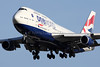 G-CIVL | Boeing 747-436 | British Airways