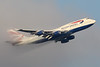 G-BYGF | Boeing 747-436 | British Airways