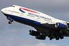 G-BNLW | Boeing 747-436 | British Airways