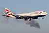 G-BYGG | Boeing 747-436 | British Airways