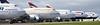 F-GTUI | TF-AAD | TF-AAH| G-BYGE | G -CIVO | Boeing 747-422 | Boeing 747-4H6 | Boeing 747-436 | Corsair International | Saudi Arabian (Air Atlanta Icelandic) | British Airways
