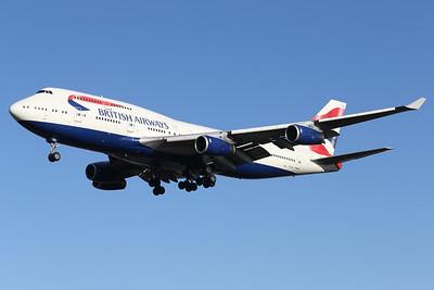 G-CIVU   Boeing 747-436   British Airways