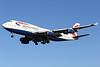 G-CIVU | Boeing 747-436 | British Airways