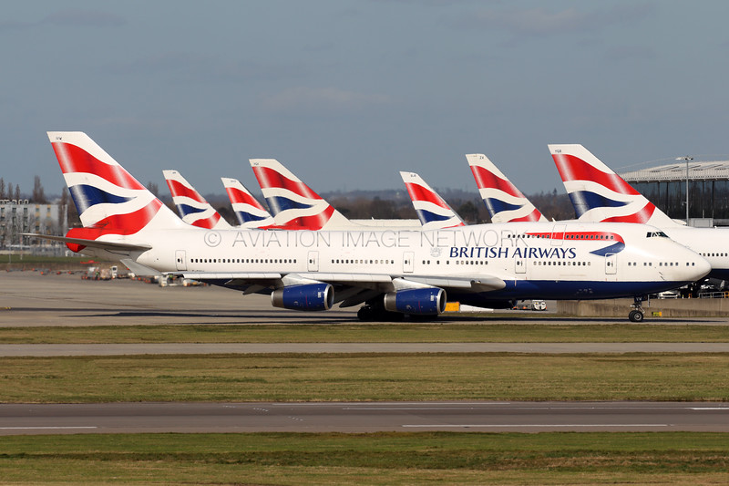 G-CIVW   Boeing 747-436   British Airways