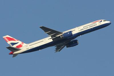 G-CPES | Boeing 757-236 | British Airways