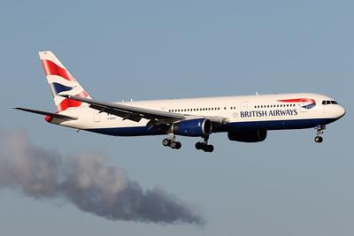 G-BZHC | Boeing 767-336/ER | British Airways
