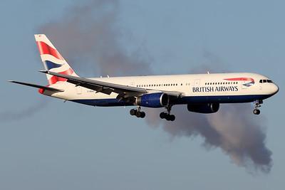 G-BNWZ | Boeing 767-336/ER | British Airways