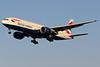G-ZZZA | Boeing 777-236 | British Airways