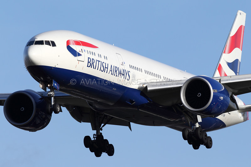 G-VIIM | Boeing 777-236/ER | British Airways