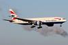 G-VIIH   Boeing 777-236/ER   British Airways
