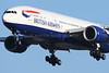 G-YMMJ   Boeing 777-236/ER   British Airways