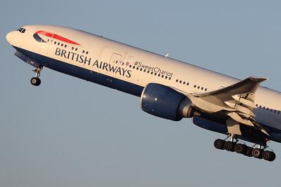 G-STBC | Boeing 777-336/ER | British Airways