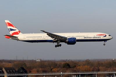G-STBF | Boeing 777-336/ER | British Airways