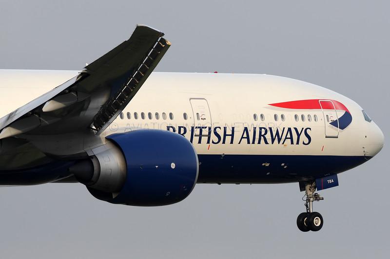 G-STBA   Boeing 777-336/ER   British Airways