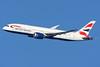 G-ZBJB | Boeing 787-8 | British Airways