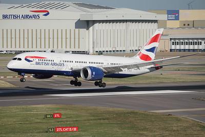 G-ZBJD   Boeing 787-8   British Airways