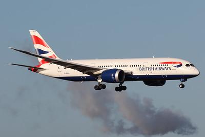 G-ZBJA   Boeing 787-8   British Airways